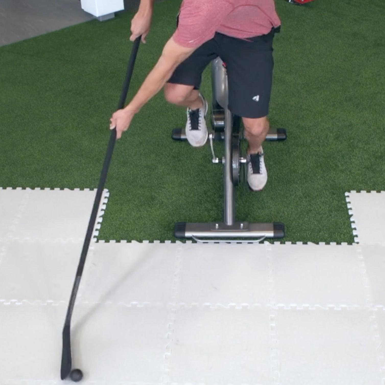 Hockeyshots Dryland Floor Tiles Sold In Packs Of 5 Hockey Bike